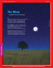 "TIME for Kids: ""The Moon"" Worksheet"