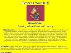 Express Yourself! Lesson Plan