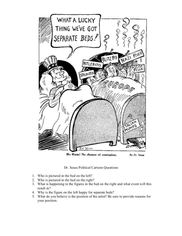 Political Cartoon Analysis Worksheet Answer Key - best ...