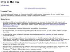 Eyes in the Sky Lesson Plan