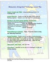 Living and Nonliving Organisms Lesson Plan