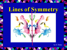 Lines of Symmetry Presentation
