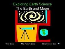 The Earth and Moon Presentation