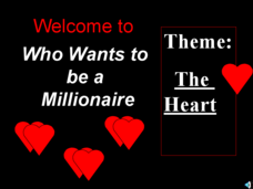 Who Wants to Be a Millionaire: The Heart Presentation