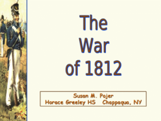 The War of 1812 Presentation