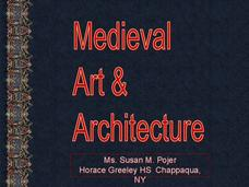 Medieval Art and Architecture Presentation