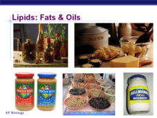 Lipids: Fats and Oils Presentation
