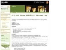 Life in a Log Lesson Plan
