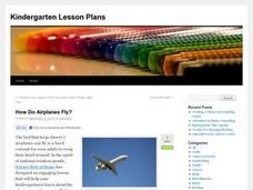 How Do Airplanes Fly? Lesson Plan
