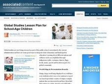 Global Studies Lesson Plan Lesson Plan