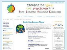 Earth Day Lesson Lesson Plan