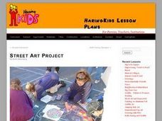 Street Art Project Activities & Project