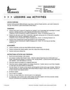 roles of family members lesson plans worksheets. Black Bedroom Furniture Sets. Home Design Ideas