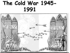 The Cold War: 1945-1991 Presentation