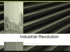 Industrial Revolution: A Definition Presentation