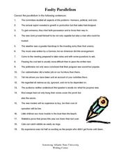 Syntax Lesson Plans Worksheets Lesson Planet