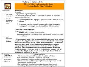 Chato S Kitchen Worksheets