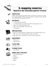 Mapping America Lesson Plan