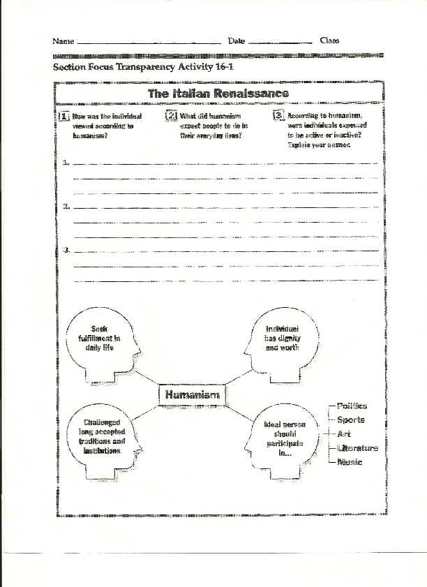 Collection of Renaissance Worksheets Sharebrowse – Renaissance Worksheets