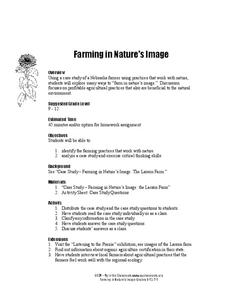 Farming in Nature's Image Lesson Plan