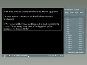 What Were the Accomplishments of the Ancient Egyptians? Presentation
