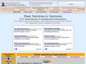 plant nutrition and nutrients lesson plan for 3rd 5th grade lesson planet. Black Bedroom Furniture Sets. Home Design Ideas