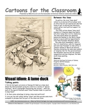 Cartoons for The Classroom: Lame Duck Congress Worksheet
