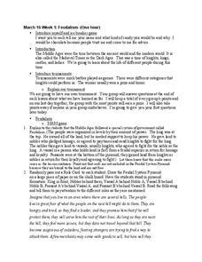 Ivanhoe, Sir Walter Scott - Essay