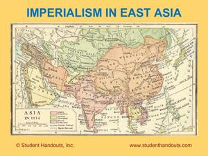 Imperialism in East Asia Presentation