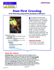 First Crossing  Lesson Plan