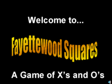 Fayettewood Squares: 5th Grade Social Studies Presentation