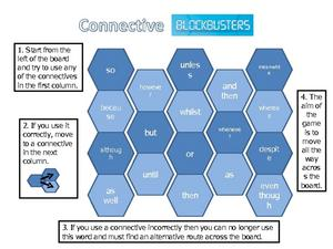 Connective Blockbusters Presentation