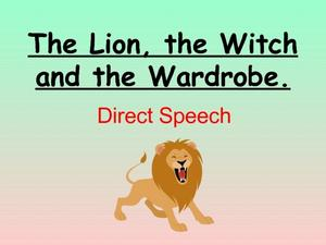 essay questions about the lion the witch and the wardrobe
