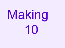Making 10 with animals Presentation