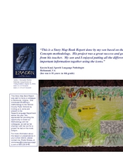 Story Map Book Report Lesson Plan