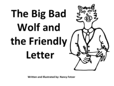 The Big Bad Wolf and the Friendly Letter Presentation