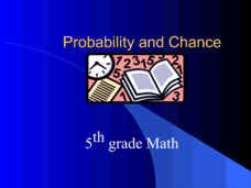 Probability and Chance Presentation