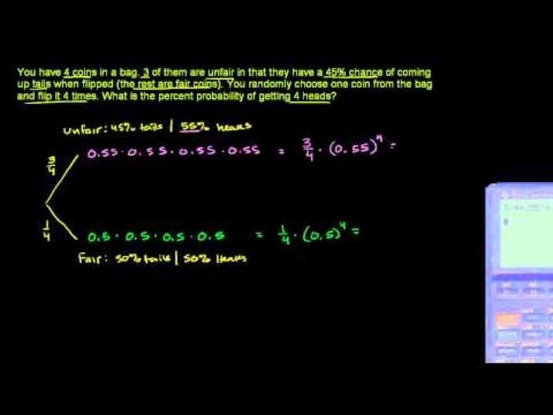 Dependent Probability Examples 2 Video