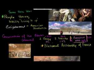 French Revolution (Part 1) Video