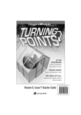 High Wire Magazine: Turning Points Lesson Plan