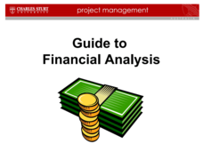A Guide to Financial Analysis Presentation