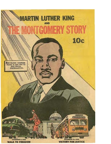 Martin Luther King and The Montgomery Story Worksheet