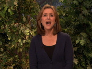 Meredith Viera: Hibernate Video