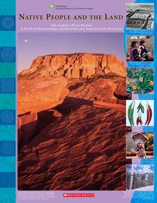 The A:Shiwi (Zuni) People: A Study in Environment, Adaptation, and Agricultural Practices Lesson Plan