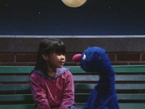 Grover and Megan Visit the Moon Video