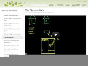 The Discount Rate Video