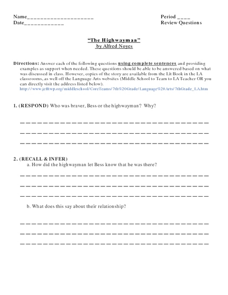 middle school poetry lesson plans worksheets reviewed by teachers. Black Bedroom Furniture Sets. Home Design Ideas