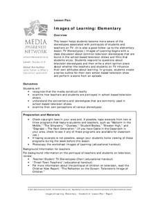 Images of Learning: Elementary Lesson Plan
