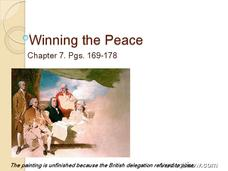 Winning the Peace Presentation