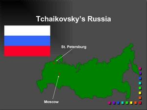 Tchaikovsky's Life and Career Presentation